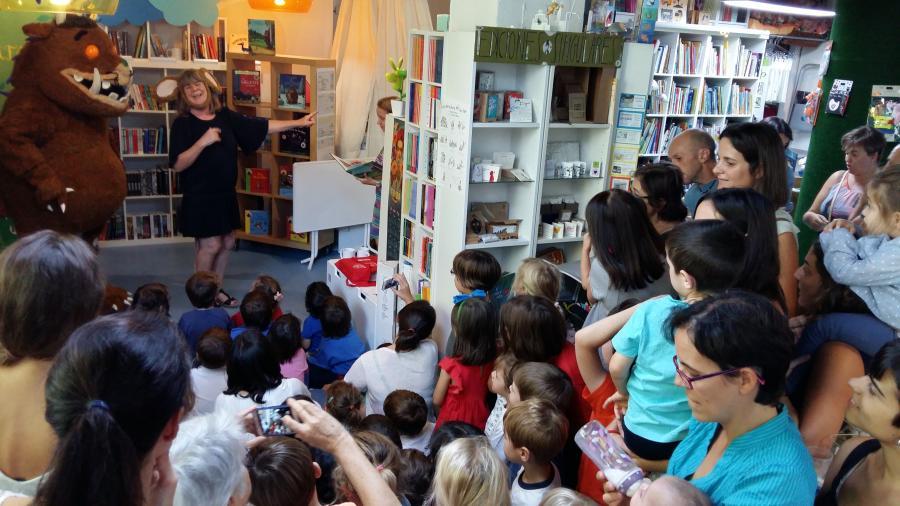Sábados en Librería Kirikú y la bruja